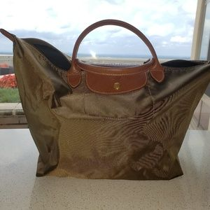 Longchamp Le Pliage Medium Shopper